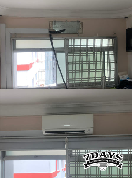 aircon chemical service