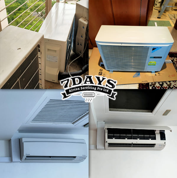 aircon leaking service