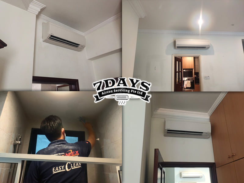 aircon service package