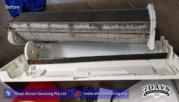 aircon servicing package singapore
