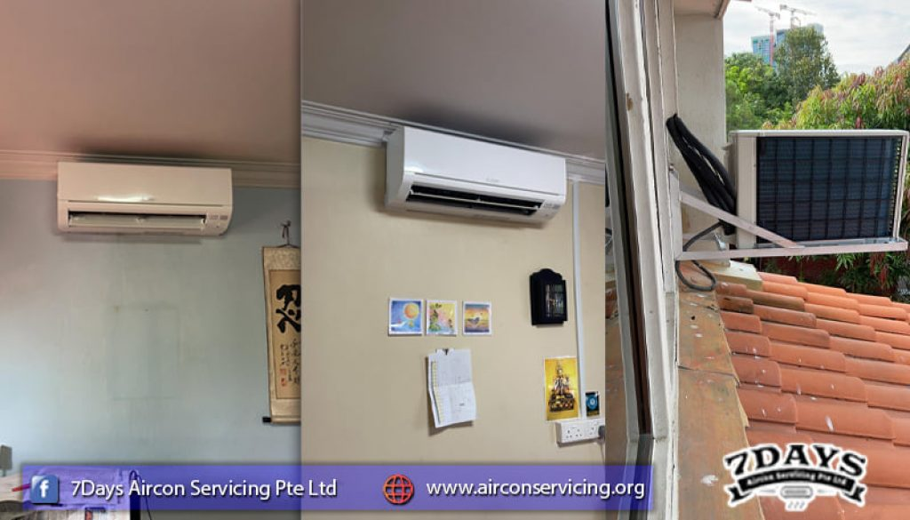 aircon servicing singapore best