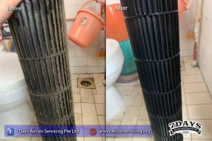 aircon servicing yearly contract
