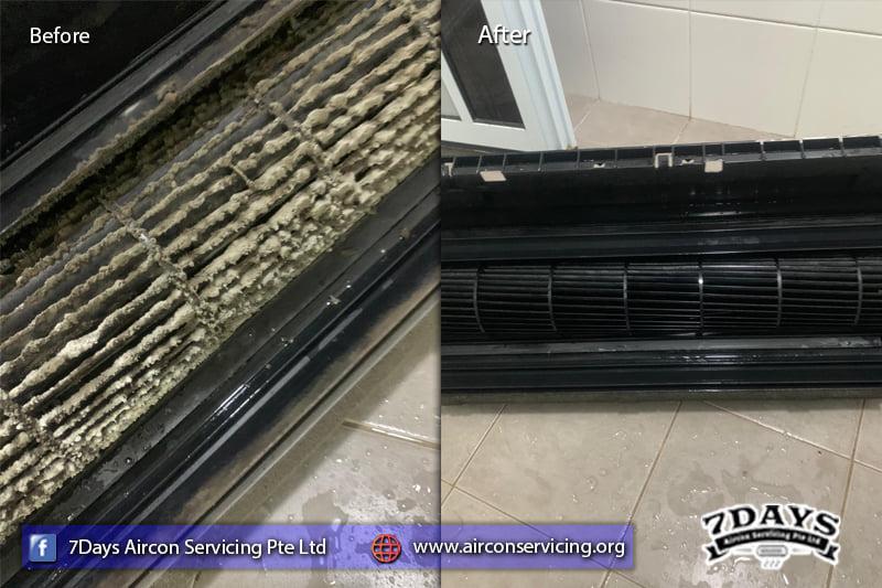 aircon water leak repair