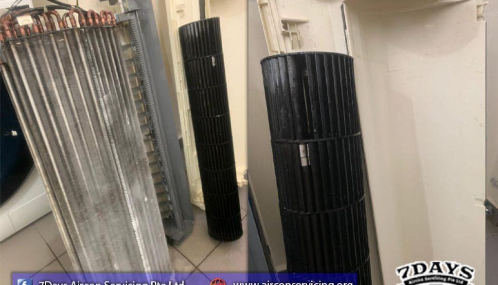 cost of aircon service