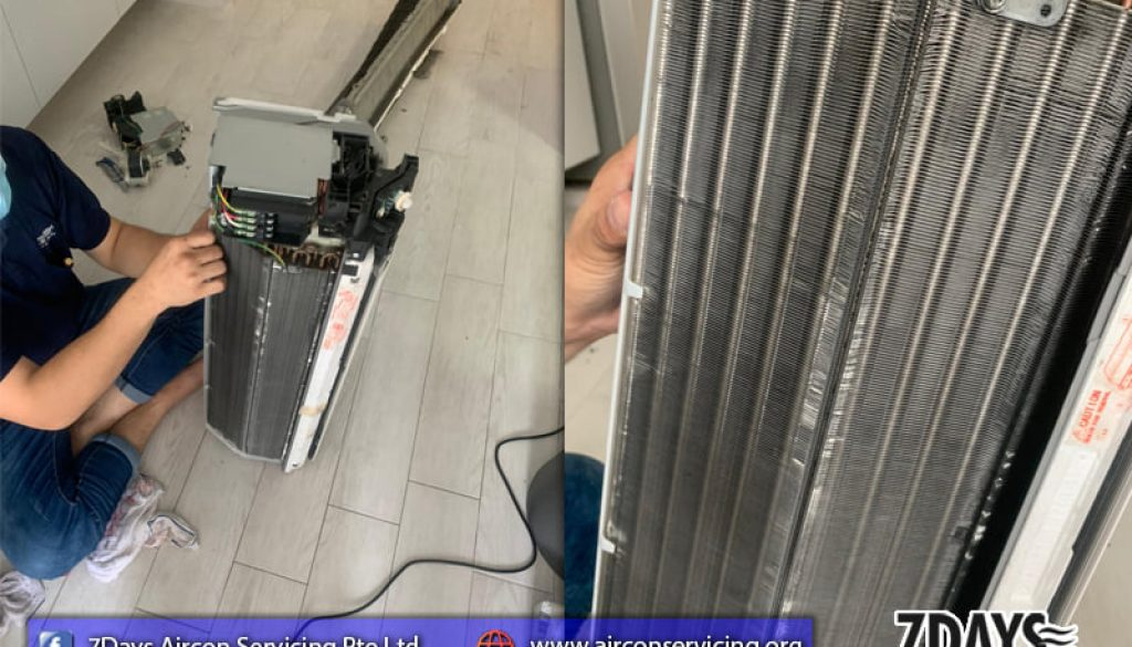ducted aircon servicing singapore