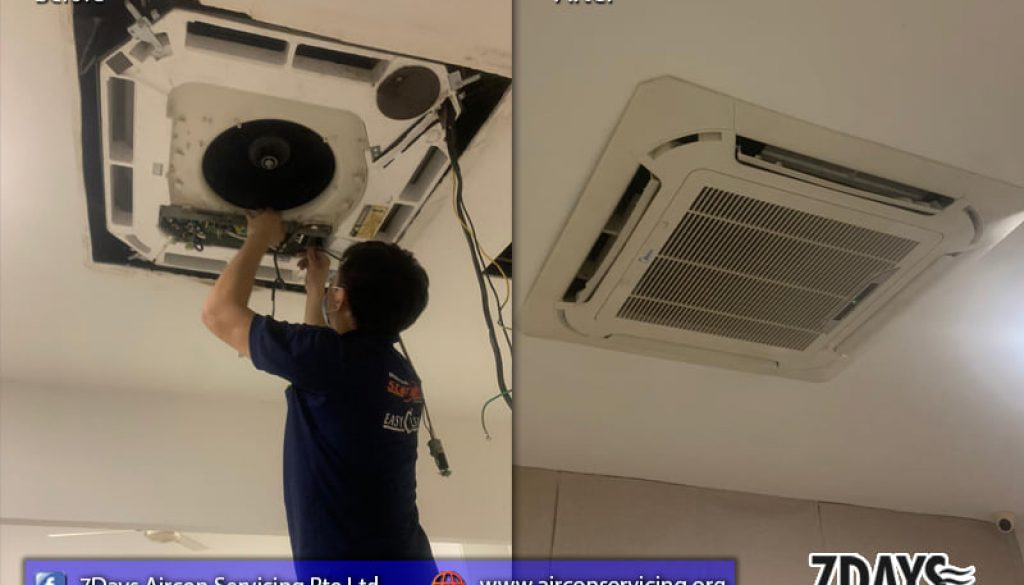 emergency aircon repair singapore