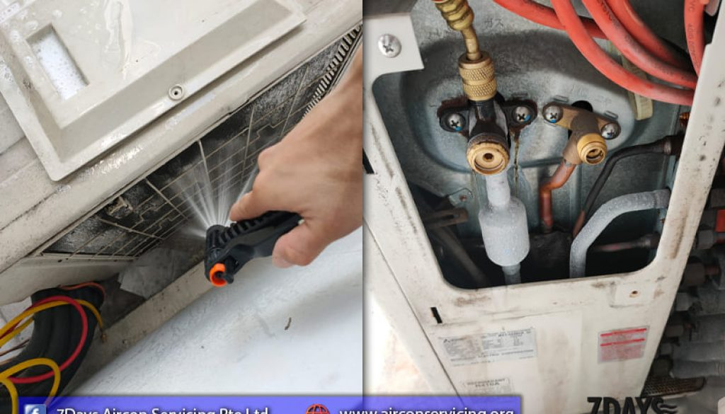 looking for aircon chemical wash