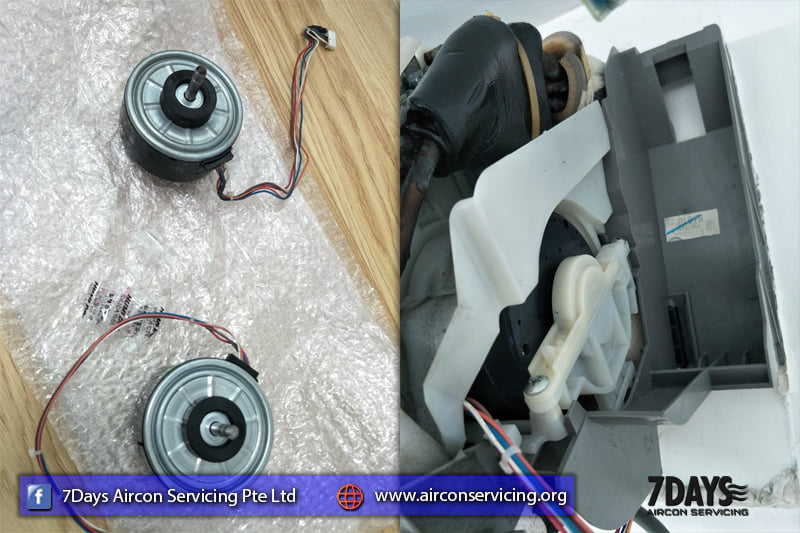 aircon leakage repair singapore